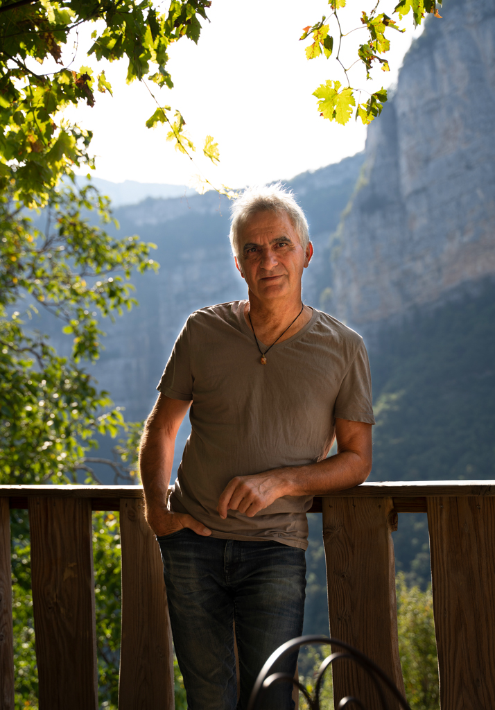 Gilles Dacier Falque