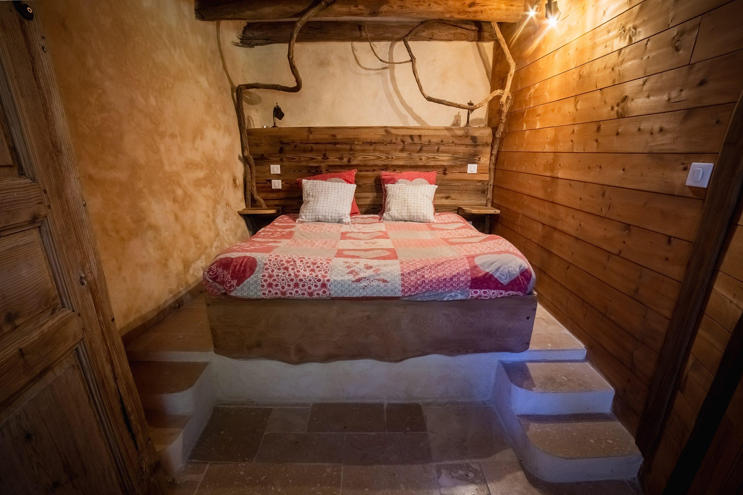 chambre Gite de charme 11 personnes Choranche vercors