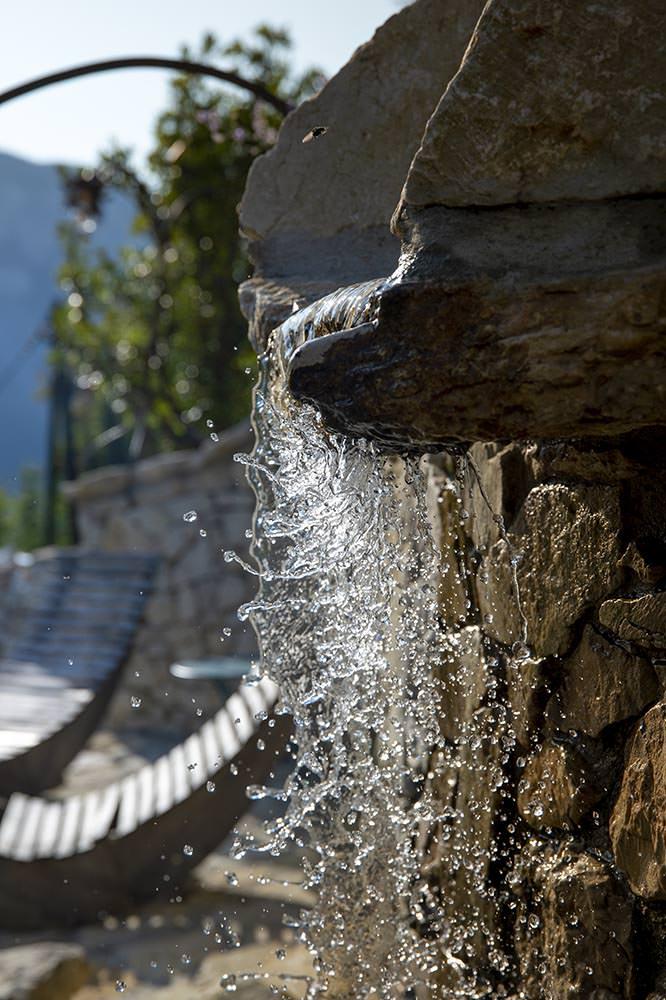 cascade hameau gite vercors