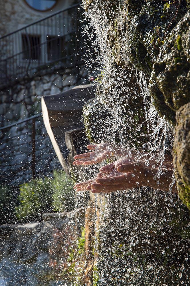 cascade gite vercors