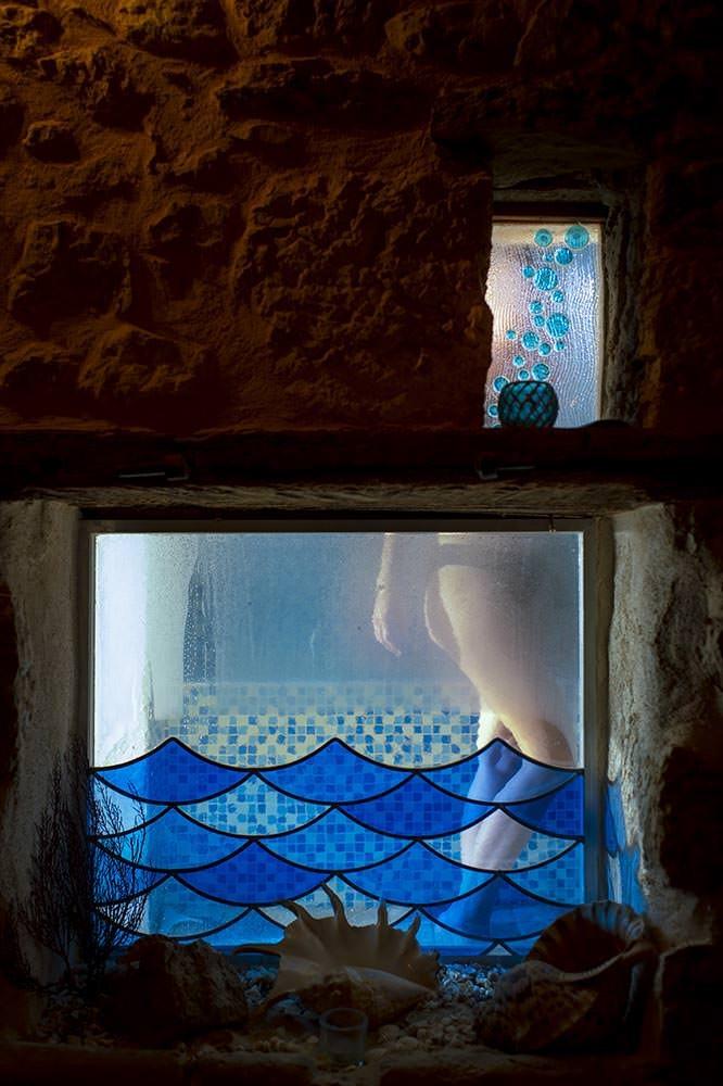 spa decoration vercors